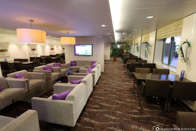 Die Business Lounge der MS Star