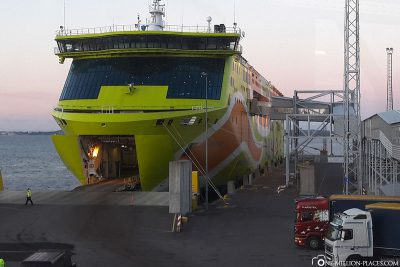 The M/S Superstar