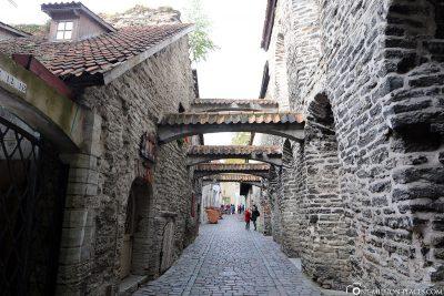 The St. Catherine's Passage