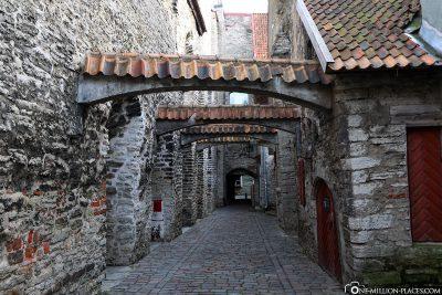 Die St. Catherine's Passage