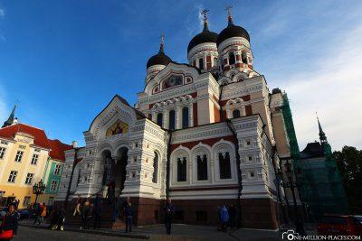 Die Alexander Newski Kathedrale