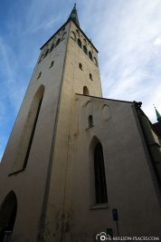 The Olai Church