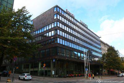 Das Hotel Scandic Marski