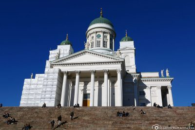 The White Cathedral of Helsinki