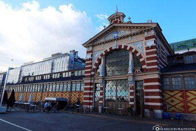 Die Markthalle Vanha Kauppahalli