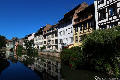 The Petite France district