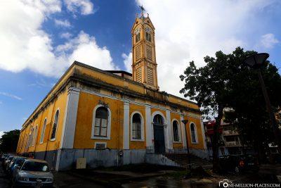 Die Basilika Saint Pierre et Saint Paul