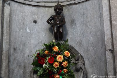 The Manneken-Pis