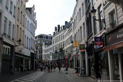 The Old Town of Brussels
