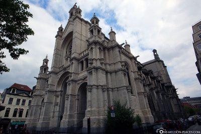 Eglise Sainte-Catherine de Bruxelles