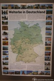 All World Heritage Sites in Germany