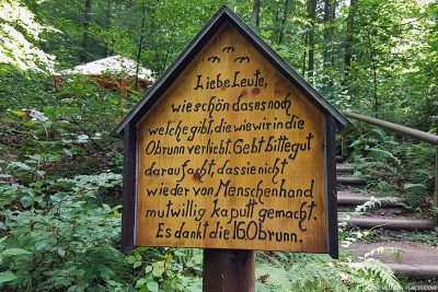 Obrunn Gorge - Fairytale Forest in the Odenwald