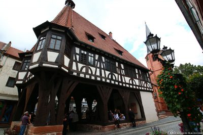 Historic Town Hall in Michelstadt