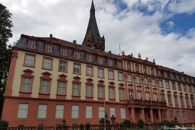 Das Schloss Erbach
