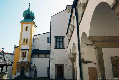 Die Veste Oberhaus