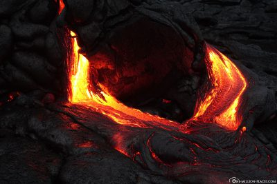The 61G Lava Flow in Kapalana