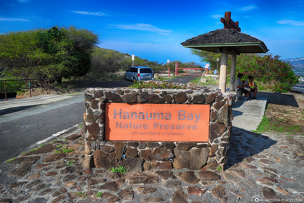 Shield, Hanauma Bay, Oahu, Hawaii, USA, Photo spot, Travelreport, Vacation