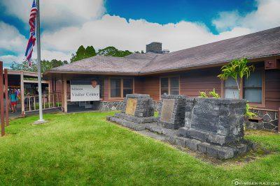 The Kilauea Visitor Center