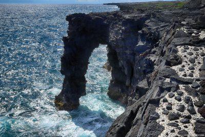 The Holei Sea Arch