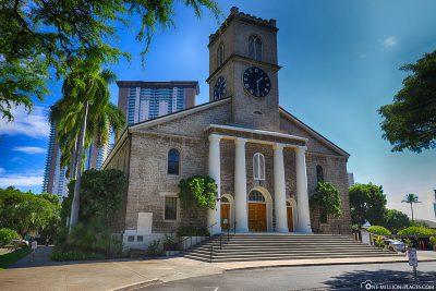 The Kawaiahao Church