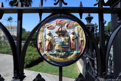 Entrance to Kawaiahao Church