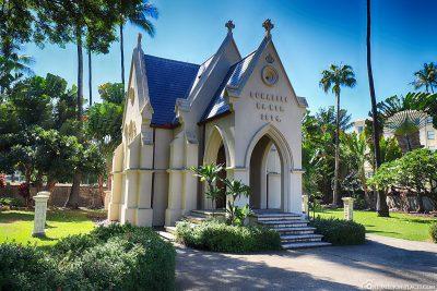 Mausoleum of King Lunalilo