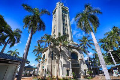 The Aloha Tower