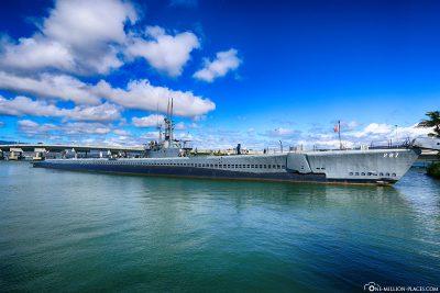 USS Bowfin submarines