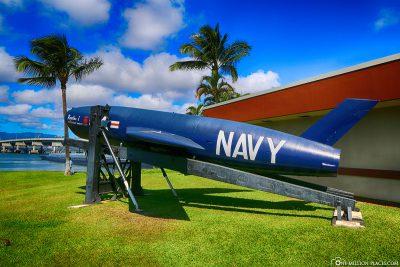 Navy Cruise Missile Regulus