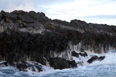 Der Ocean Entry im November 2017
