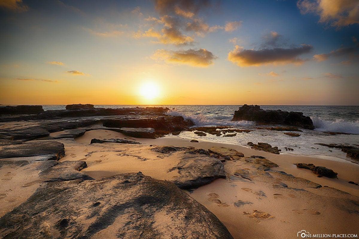 Sandy Beach Park, Sunrise, Oahu Photography Tours, Oahu, Hawaii, USA, Photo Spot, Travelreport, Vacation