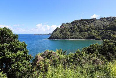 The Honomano Bay
