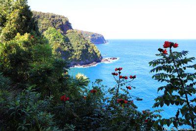 The Nua'ailua Bay