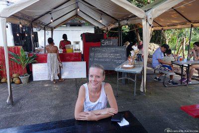 Thai Food Truck in Hana