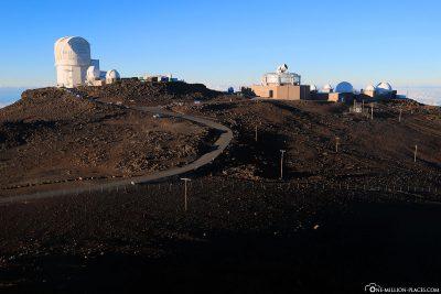 Science City - Haleakala Observatory