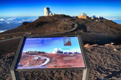 Das Haleakala Observatory