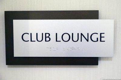 The Marriott Club Lounge