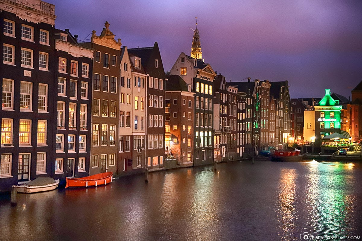 Amsterdam by Night, Amsterdam, Attractions, Sightseeing, Best Places, Citytour, Photo spots
