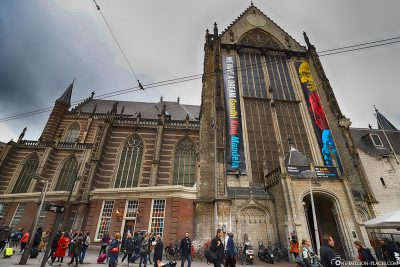 The church Nieuwe Kerk