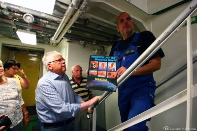 Ship tour