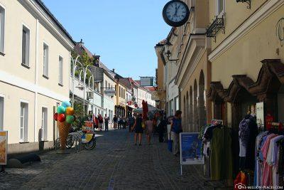 Die Altstadt von Melk