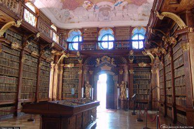 Die Stiftsbibliothek Melk