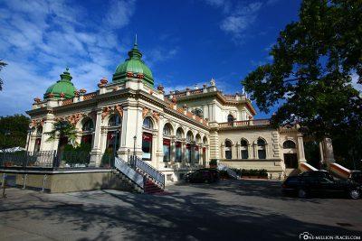 Der Kursalon Wien