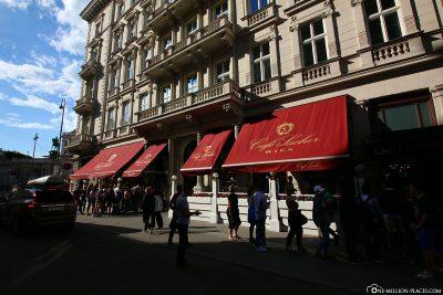 Sacher Confiserie Wien