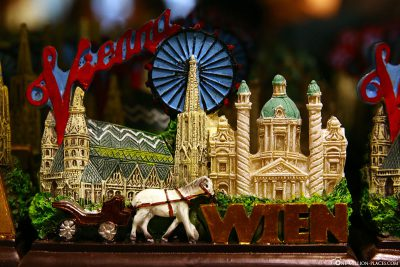 Attractions of the City of Vienna