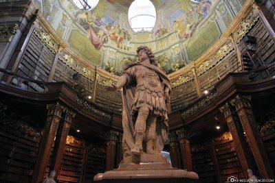 Kaiserstatue Karls VI