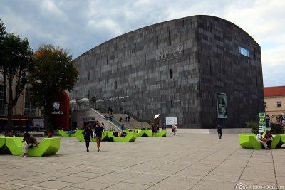 Das MuseumsQuartier