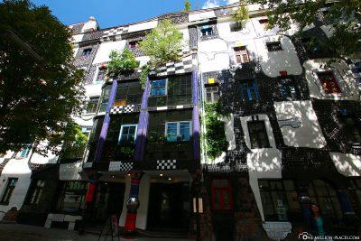 The Kunst Haus in Vienna