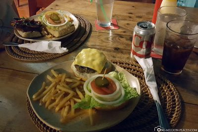 Krämers Restaurant Palau