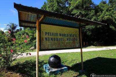The War Museum on Peleliu